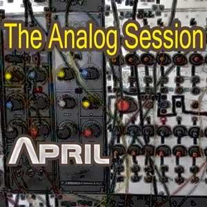 April: Second Album by The Analog Session